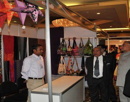 Empresarios de artesanías de la India buscan por primera vez alianzas comerciales con el Perú