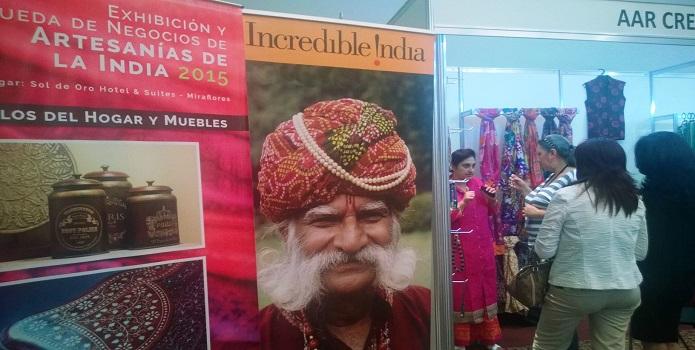Intercambio comercial entre el Perú y la India se ha duplicado en los últimos cuatro años